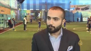 هذا الصباح-أكاديمية لكرة القدم لأطفال السرطان بغزة