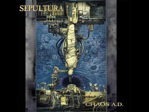 Sepultura-Amen (from the album Chaos A.D 1993)