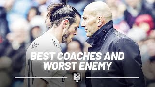 The best coaches in the world and the player they HATE the most | Oh My Goal