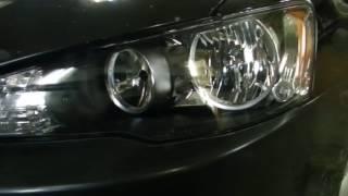 Кузовной ремонт Mitsubishi Lanser X № 2 Финиш.