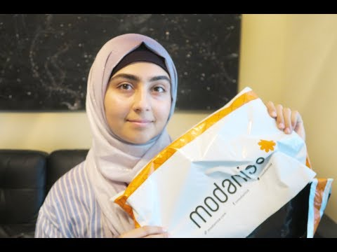 MODANISA REVIEW & TRY ON HIJAB HAUL - MUSKA JAHAN