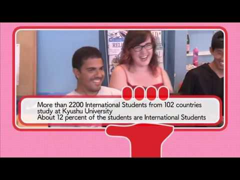 Kyushu University|#15 Catch Your Dream! -Study in JAPAN-