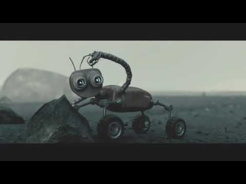 Эквилибриум мультфильм про роботов