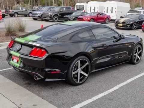 2015 ford mustang gt premium sherrod coupe 5 0l ti vct v8 std for rh youtube com 2015 mustang 5.0 for sale houston 2015 mustang 5.0 for sale in texas