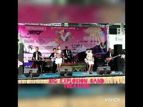 Treasure. Covered by Big Explosion Band SMPN 19 Surabaya