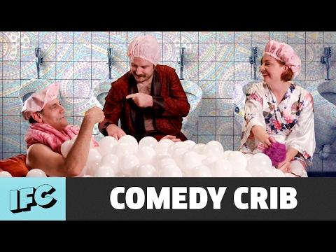 Splish Splash ft. Damian Young  Comedy Crib: Ménage À Trois