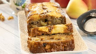 Apple Spice Cake and Loaf Recipe: Fall Baking