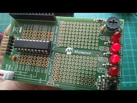 PIC Microcontroller Brownouts & Watchdog Resets - PWM5
