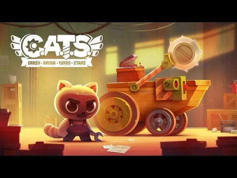 KATZEN ARENA FIGHTS | CATS Crash Arena Turbo Stars || [Deutsch/German HD+]