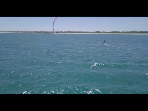 Team Bridge Perth foiling