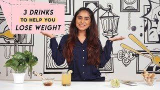 3 Healthy Drinks To Help You Lose Weight | Hauterfly