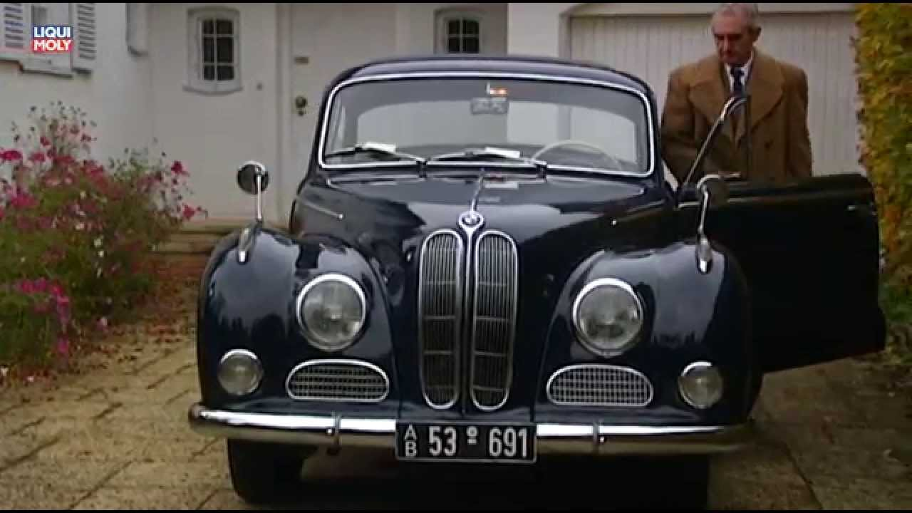 Onlinemotor BMW Heritage BMW 502 V8 Cabriolet Baujahr 1954 - 1961 ...