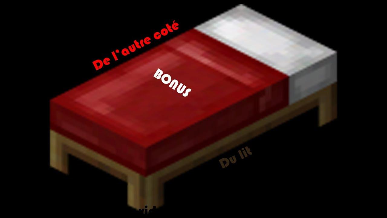[Bonus] De l'autre coté du lit - WTF sur Minecraft