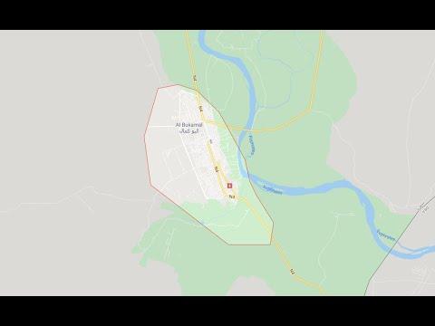 صورة فضائية ترصد نفق الصواريخ الإيرانية في سوريا  - نشر قبل 1 ساعة