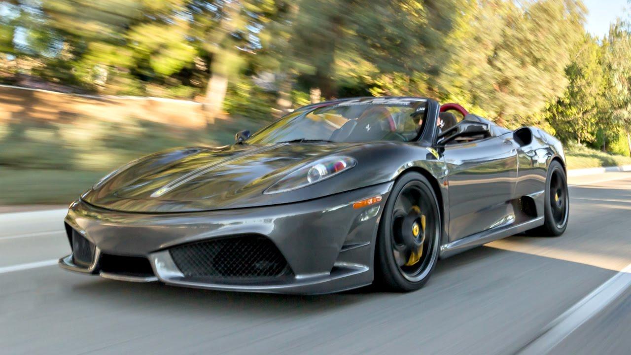 Modified Ferrari F430 Scuderia 16m Review Youtube