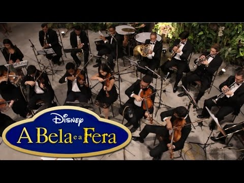 A Bela e a Fera  a Instrumental para Casamento  Coral e Orquestra Sognatori Per Caso