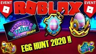 🔴 EVENTO EGGHUNT 2020 | ROBLOX | GAMEPLAYSMIX