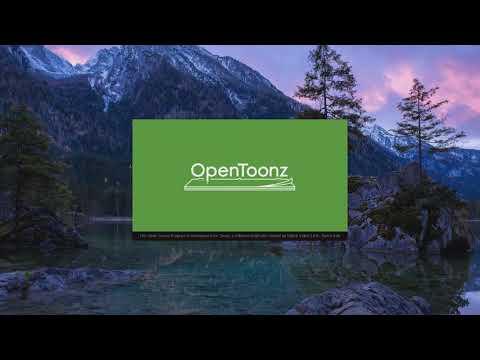 Урок 1 Анимация - Установка OpenToonz и Tahoma2D
