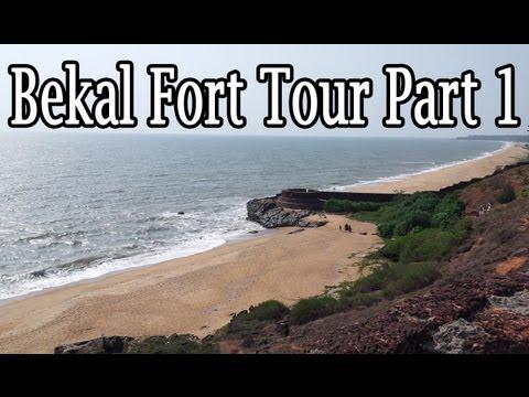 Bekal Fort Video Tour Part 1