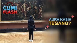 Lihat Cowok Berotot Telanjang, Aura Kasih Tegang? - CumiFlash 06 Agustus 2018