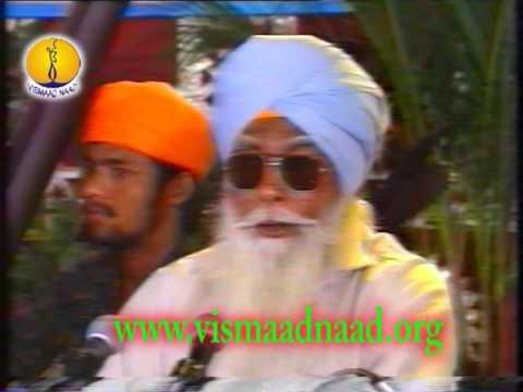 Prof Harchand Singh : Raag Bilawal - Adutti Gurmat Sangeet Samellan 1991