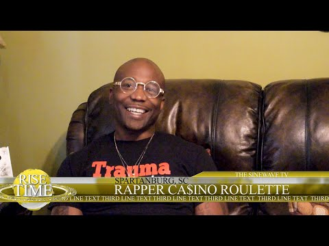 Interview with Rapper Ca$ino Roulette