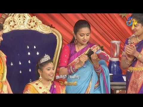 Star Mahila   15th August 2018   Full Episode   ETV Telugu