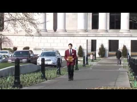 WA ST Legislature Page Program!