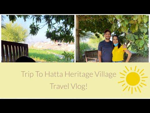 Road trip to Hatta Heritage Village, Walk around Sharia Rest Area and Hatta Adventures (Full Tour)
