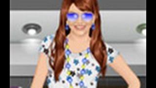 لعبة تلبيس فنانات مشهورات ايما ستون