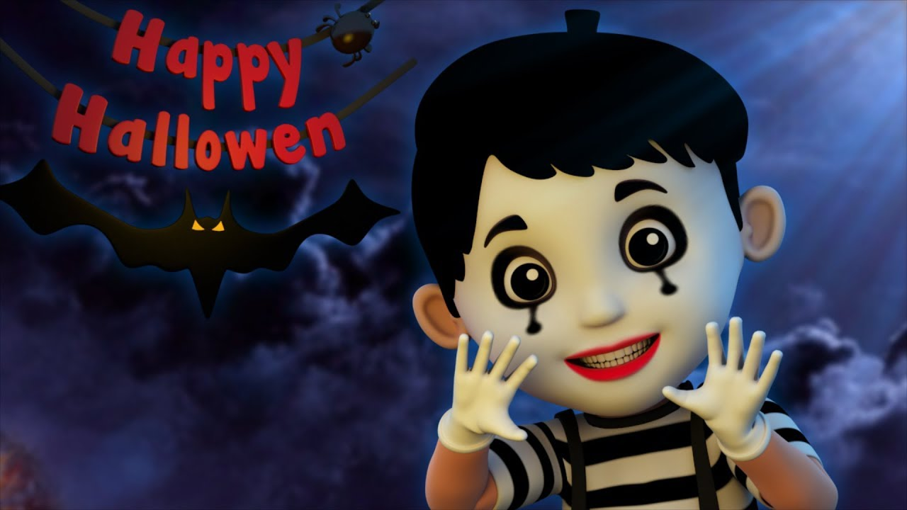 hello its halloween bob the train kindergarten nursery rhymes halloween videos for kids