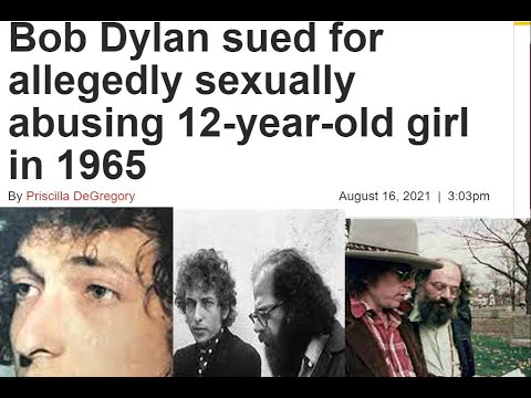 Bob Dylan accused of sexually abusing a 12-year-old in 1965