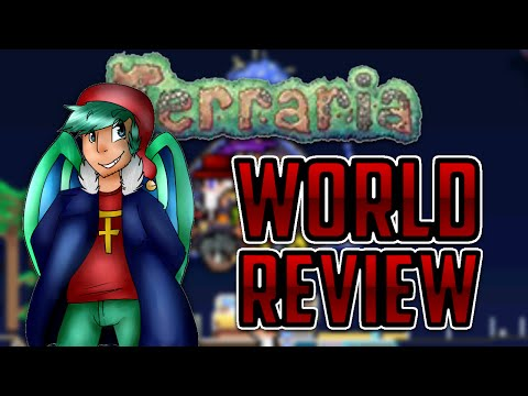 Terraria 1.2.4 Amazing World Download// Root Needed (Android/Ios)