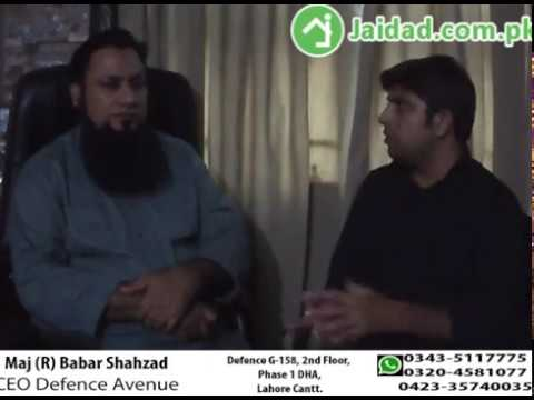 DHA Multan Phase 1 Property Buying Selling By Major Babar Shahzad - Defence Avenue Marketing