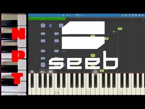 Seeb ft. Neev - Breathe - Piano Tutorial - Instrumental