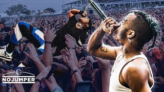 XXXTentacion & Ski Mask the Slump God Last Performance Together