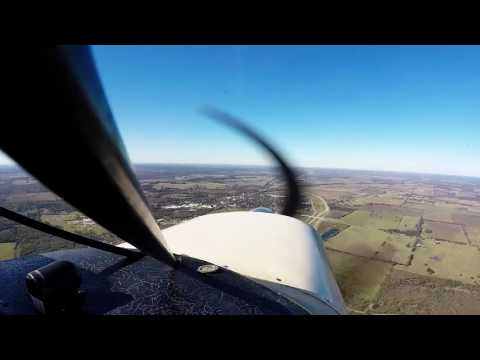 Gun Barrel City to Aero country With Dad 11-19-16