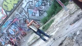 Dada Cat 1/2 @ Free Party, Odessa.f4v