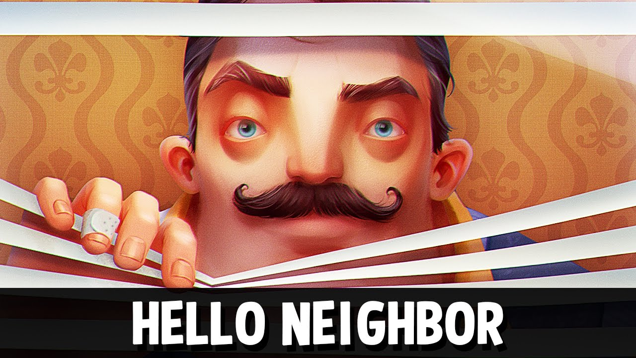 Hello Neighbor This Horror Game Learns How To Beat You