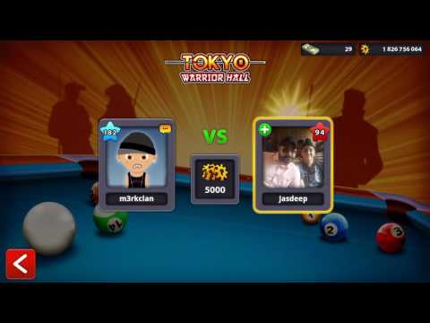 8 ball pool - PLAYING WITH A BOT!!!
