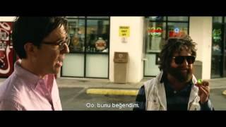 The Hangover 3:Felekten Bir Gece Filminin Türkçe Altyazılı Fragmanı