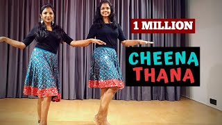 Cheena Thana | The Crew Dance Company | Ft. Anusha Venugopal