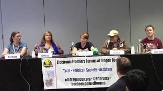 Cell Phone Privacy Court Cases: Alsaad, Carpenter, and Kolsuz [DragonCon 2018]