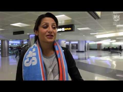 Nadia Nadim Returns to New Jersey