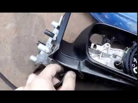 Зеркало Peugeot 307