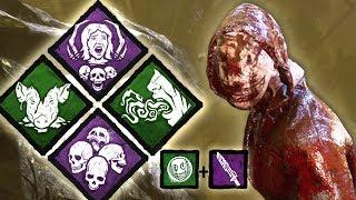 Anti-Healing Legion Build! | Dead by Daylight