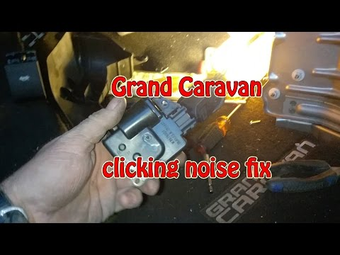 Knocking Noise From Grand Caravan Heater Box Funnydog Tv