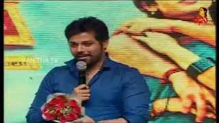 Hero Nandu Speech at Cini Mahal Audio Launch | Vanitha TV
