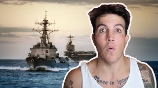 5 weird things you are good at from being in the Navy