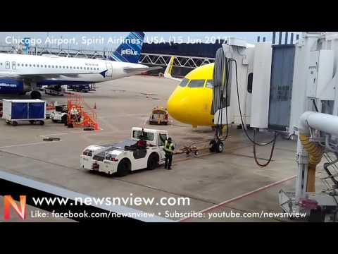 Chicago Airport USA | Chicago Airport Terminal 2 | Chicago International Airport USA